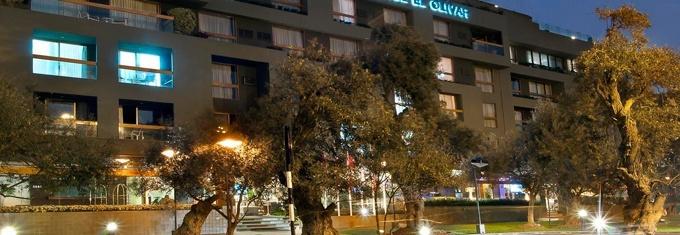 Hotel Sonesta El Olivar Lima