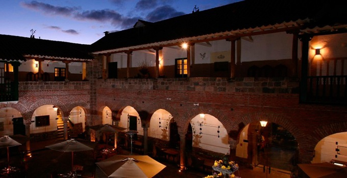 Hotel casa andina private collection cusco in peru hotels for Hotel casa andina private collection cusco
