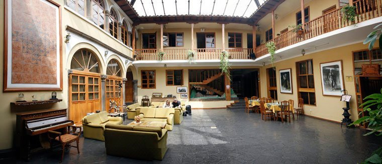 Hotel Best Western Cusco