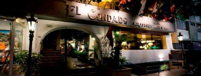 El Condado Miraflores Hotel Suite