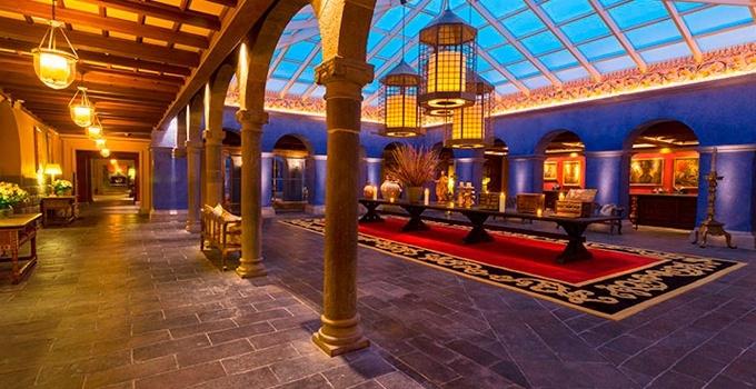 Libertador Inka Palace Cusco