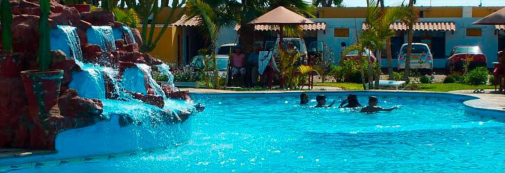 Hotel el mirador paracas in peru hotels for Hoteles en paracas