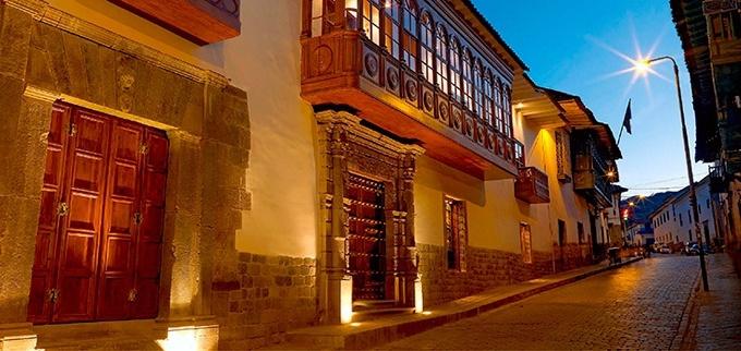 Aranwa Boutique Hotel Cusco Category 5 Star